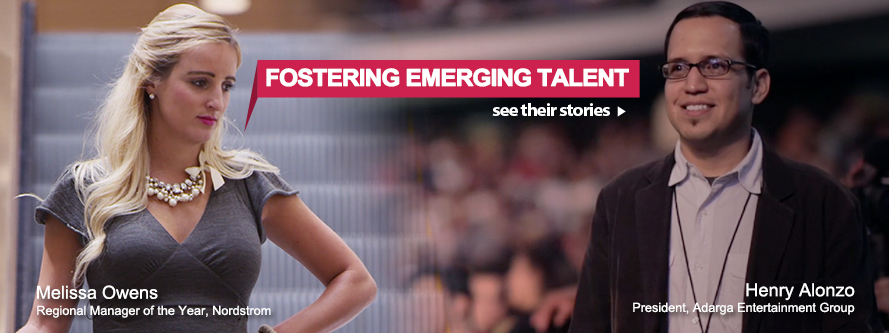 Fostering Emerging Talent