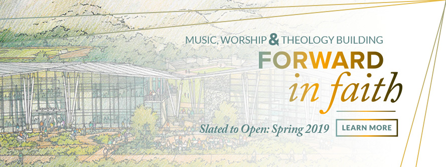 Forward in Faith: New Music, Worship, and Theology Building - Spring 2019