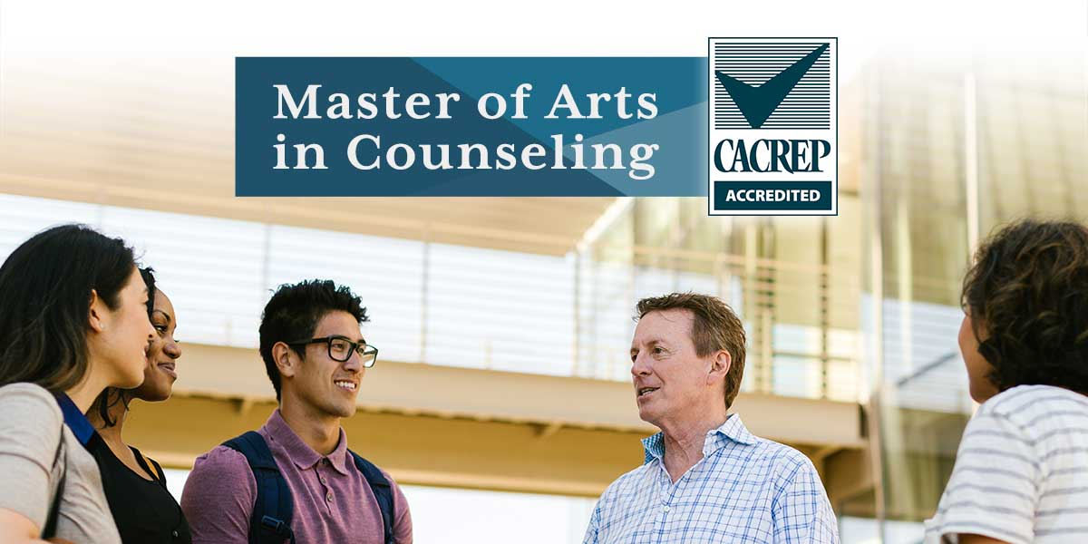 CUI Master of Arts in Counseling (CACREP Accredited)