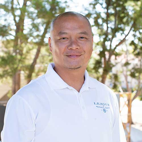 Photo of Dr. John Lu