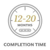12-20 Month Completion Time