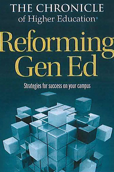 Reforming General Education Book Cover