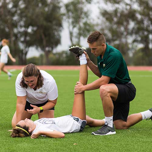 athletic trainer and coach relationship