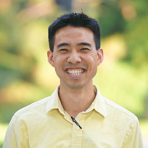 Photo of Dr. Brian Ikkanda
