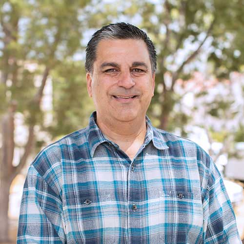 Photo of Dr. Buddy Mendez