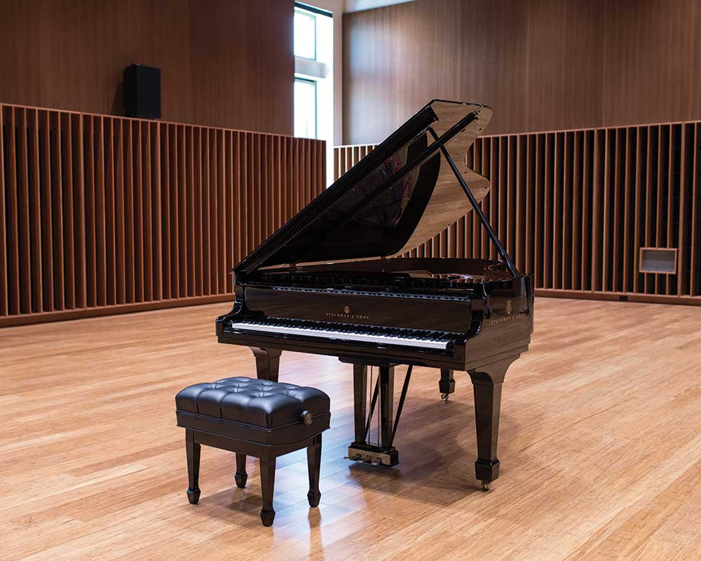 Steinway & Sons Piano in Orchestra Hall
