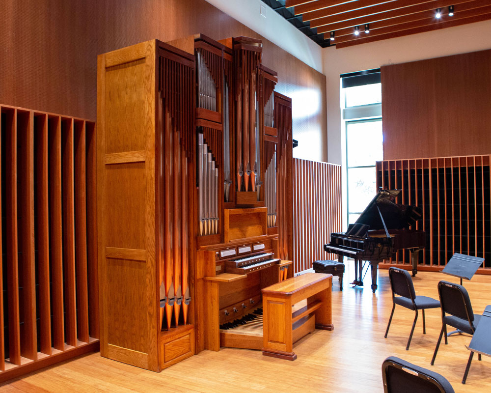 Doyle Pipe Organ