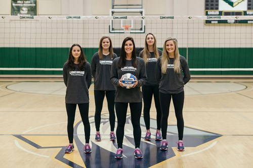 Women's volleyball setting a winning legacy