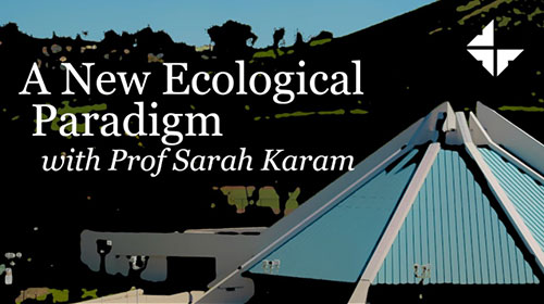 A New Ecological Paradigm