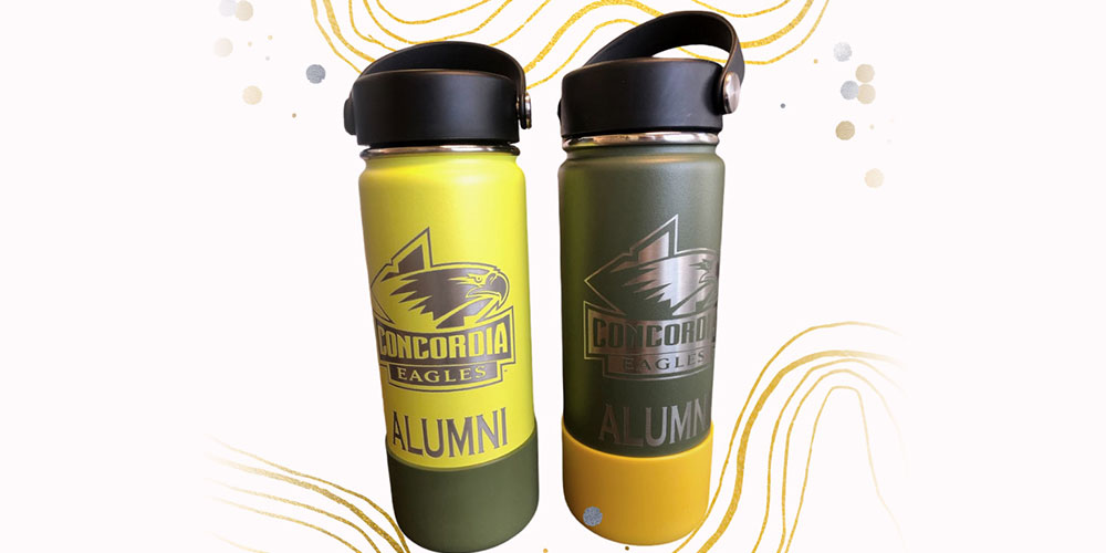 CUI Personalized Hydro Flask