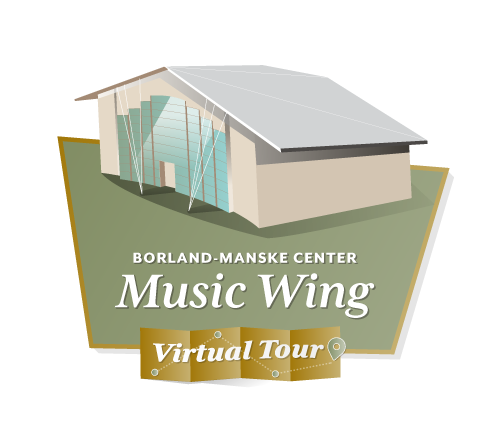 Borland-Manske Center: Music Wing