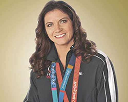 Olympic Medalist Talks about MCAA