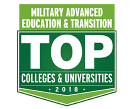 Military Advanced Education and Transition, Top Colleges & Universities 2018