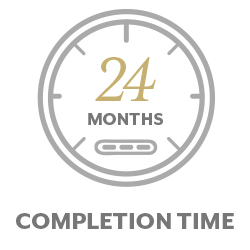 2 Years Completion Time