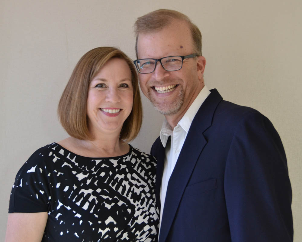 Reunion Hosts Mike and Lisa Bergler