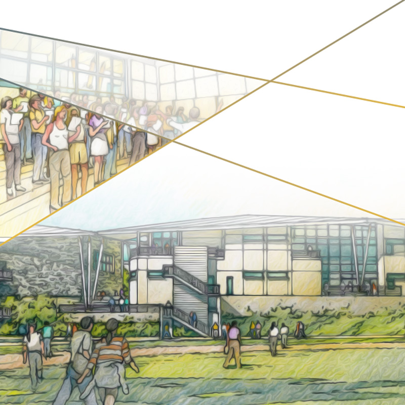 Music, Worship & Theology building renderings