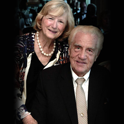 Bill and Audrey Dahlgren