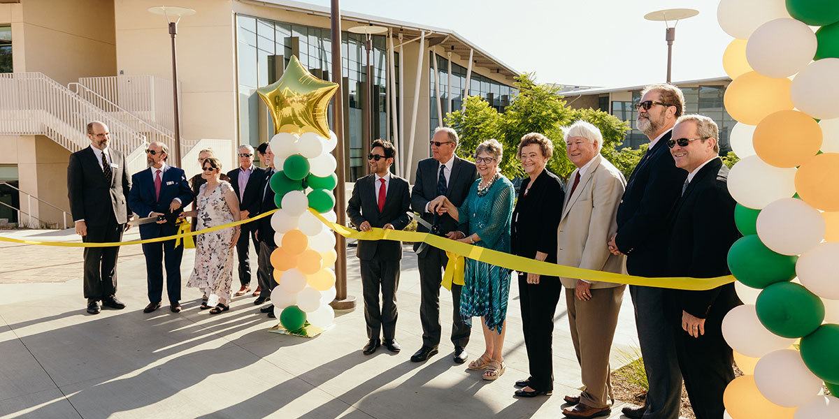 Concordia University Irvine Celebrates Grand Opening of Music, Worship, & Theology Building
