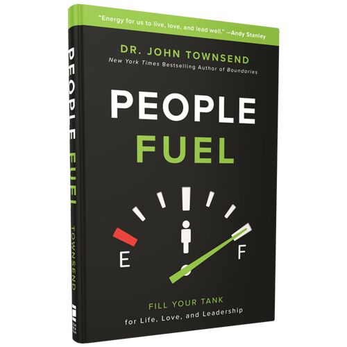 'People Fuel' by Dr. John Townsend