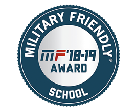 Military Friendly School 2018-2019