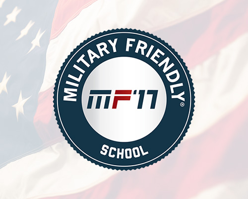 Orange County University Named to 2017 Military Friendly ® Schools List