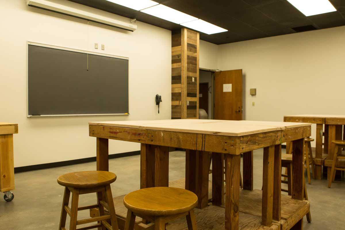 Classroom Design Scholarly : Visual arts the concordia university irvine