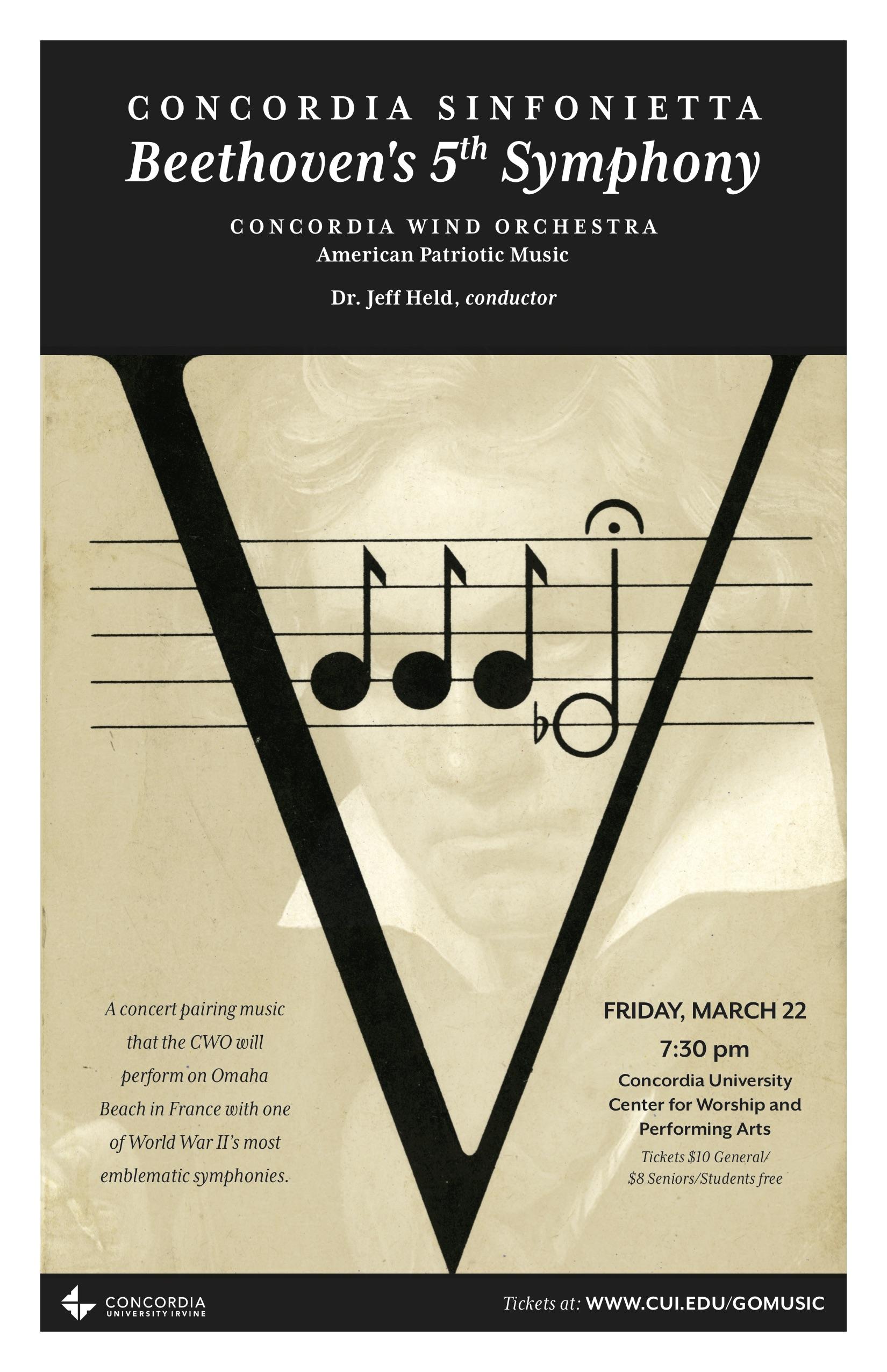 5Th Symphony beethoven's 5th symphony   music   concordia university irvine