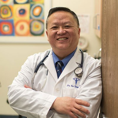 Dr. Xa Xiong: Alumnus of the Year