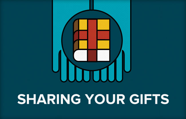 Sharing Your Gift