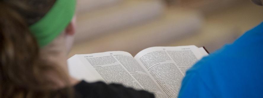 Concordia University Blackboard >> Bible Studies   Campus Ministry   Concordia University Irvine
